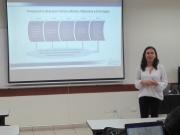 Exposición de facilitadora del taller Maestra Jenny Alvarado (1)